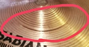 Buying Used Cymbals - Cracked Bell-Bow