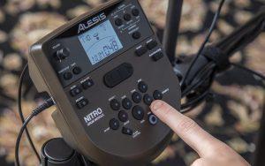 Alesis Nitro Module - Mesh Electronic Drum Kit