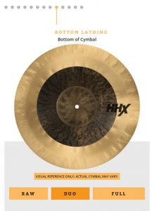 Sabian Custom Cymbal Shop Lathing