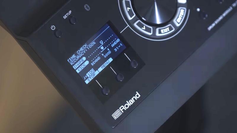 Roland TD-17KVX Review Module