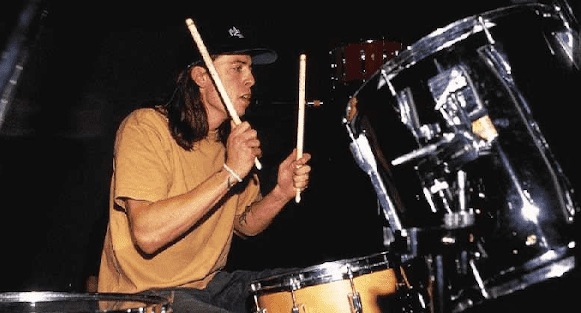 Dave Grohl Tama Drum Kit