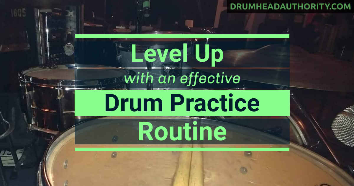 How To Practice Drums