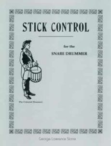 Book: Stick Control: For the Snare Drummer: George Lawrence Stone