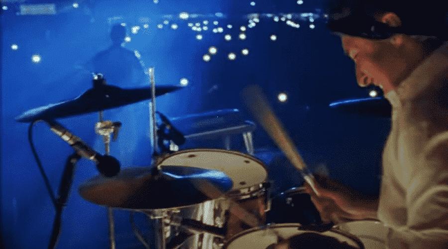Drummer Matt Helders Hi Hats Arctic Monkeys