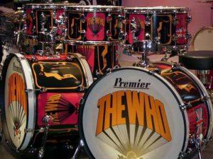 Keith Moon Premier Drum Kit