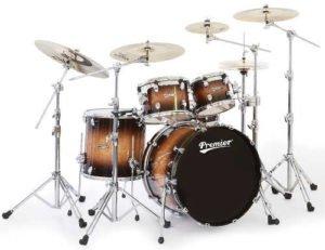 Premier Elite Drum Set