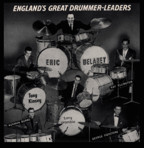 Premier Englands great drummer-leaders