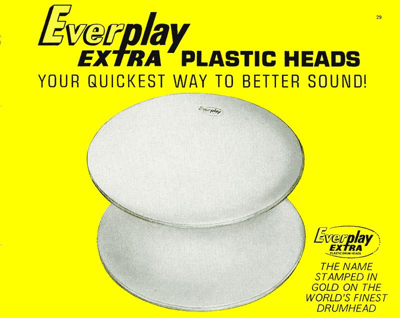 Premier Everplay Drumheads