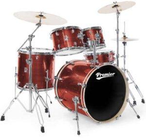 Premier Powerhouse Drum Set