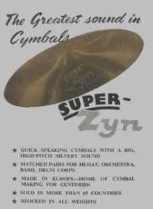 Zyn Cymbals