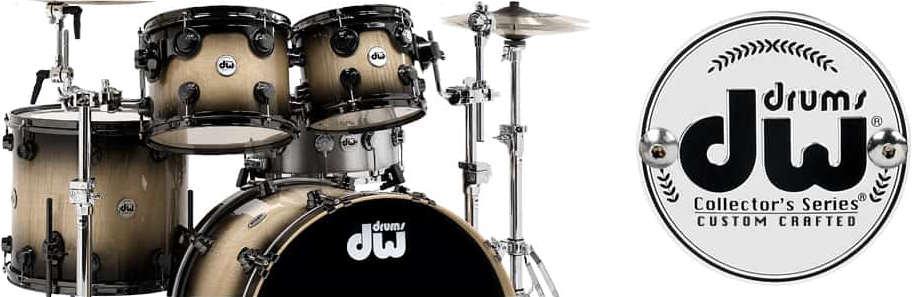 DW Drums Collectors Series