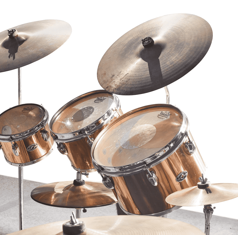 Neil Peart Remo Experimental drumheads