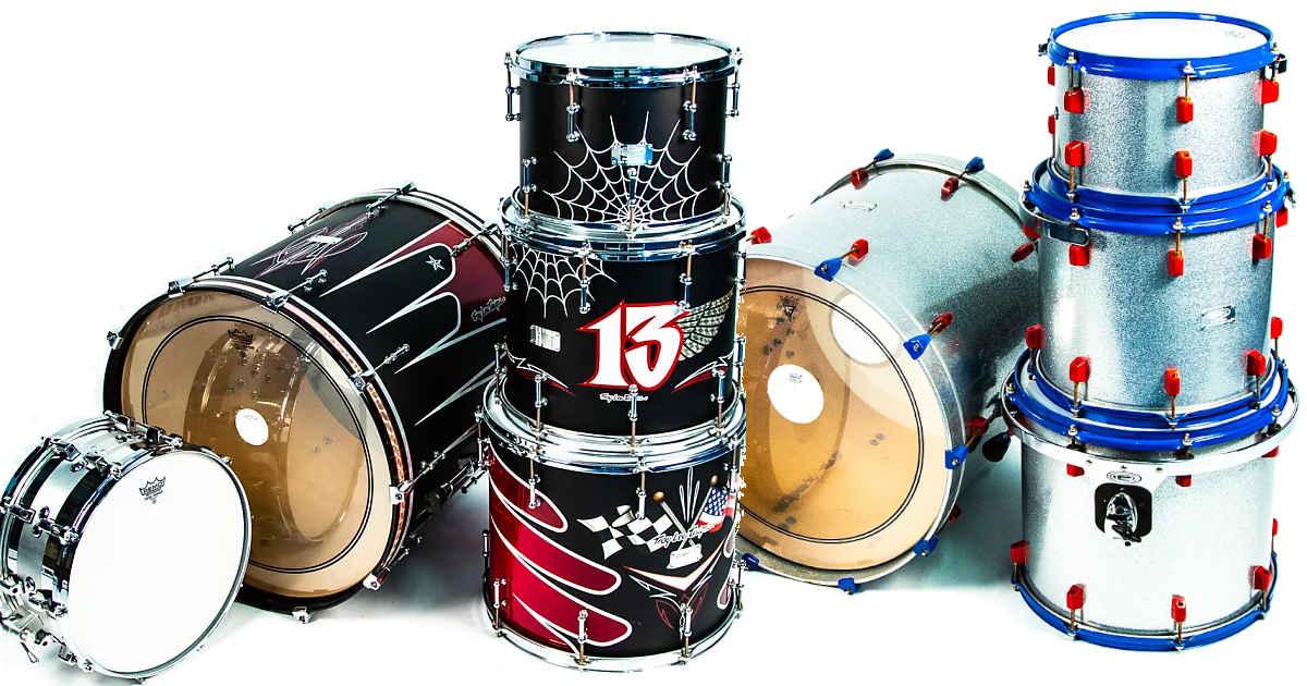 Travis Barker Drum Kits For Sale