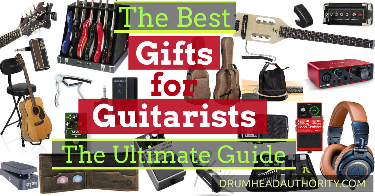 Best Guitar Gifts - Gift Ideas For Guitar Players